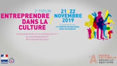 poster forum entreprendre culture