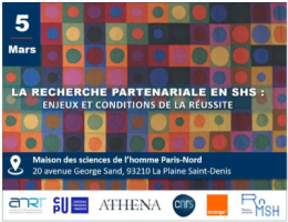 colloque shs